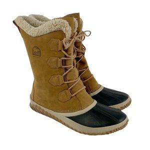 Sorel Out N About Tall Duck Boots